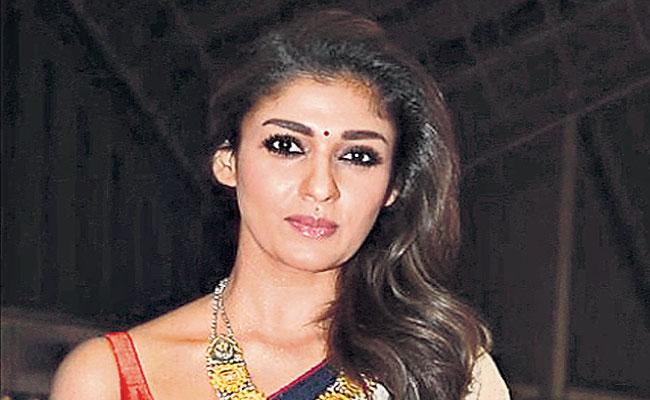 Acting In Devotional Movie Nayana Thara Takes Only Vegetarian - Sakshi