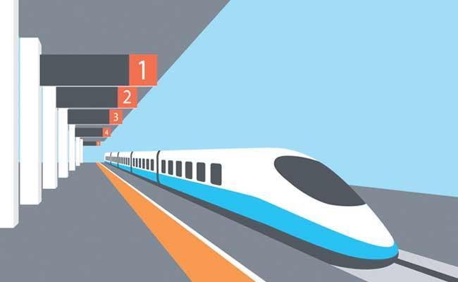 Semi High Speed Rail Project Between Secunderabad And Nagpur - Sakshi