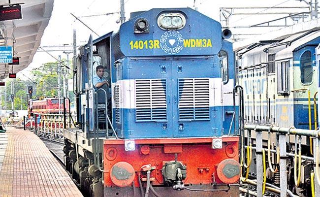 Railway Loco Pilot Special Story In Hyderabad - Sakshi