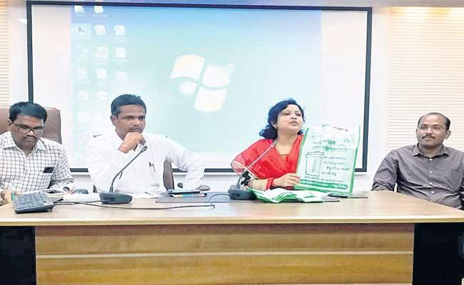 Single Use Plastic Should Ban Within December 31 - Sakshi