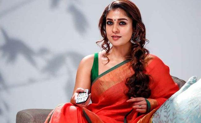 Nayanthara High Remuneration Cause For Worry Producers - Sakshi