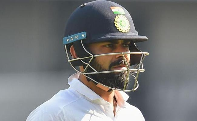 Ind vs Ban: Kohli 32 Runs Away From Scripting History - Sakshi