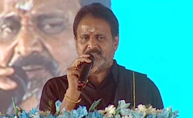 Mopidevi Venkataramana Conmments In Cm Jagan Meeting In Mummidivaram - Sakshi