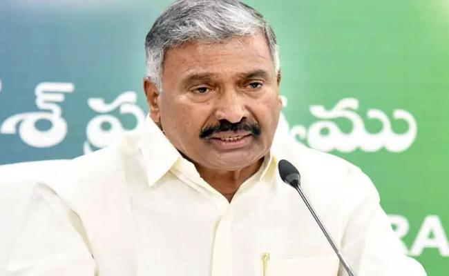 Peddi Reddy ramachandra Reddy Review With ONGC GAIL Officials - Sakshi