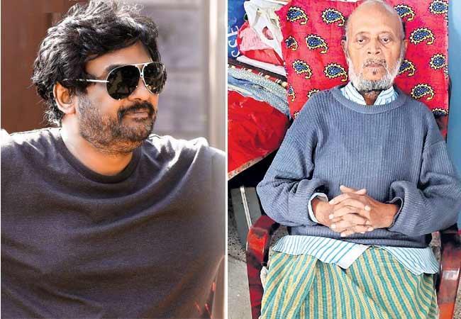 Puri Jagannadh Help to Director Gudapati Rajkumar - Sakshi