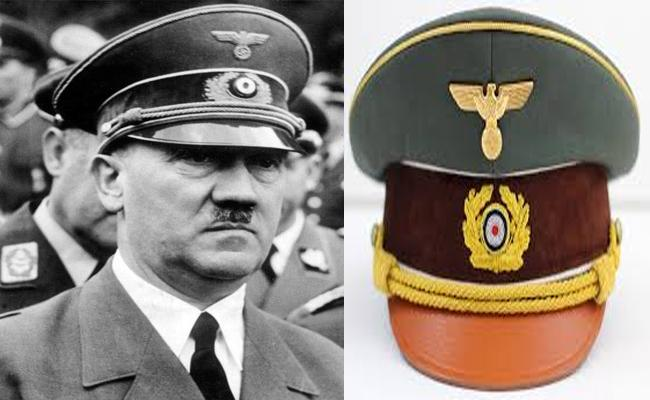 Do You Know How Much Rate Does Hitlers Cap In Auction - Sakshi