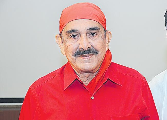 Vijay Chander appointed as Andhra Pradesh FDC chairman - Sakshi