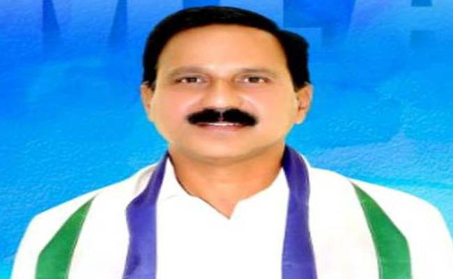 Srungavarapukota MLA Kadubandi Srinivasa Rao As AP Andhra Pradesh Legislative Assembly Subordinate Law Member - Sakshi