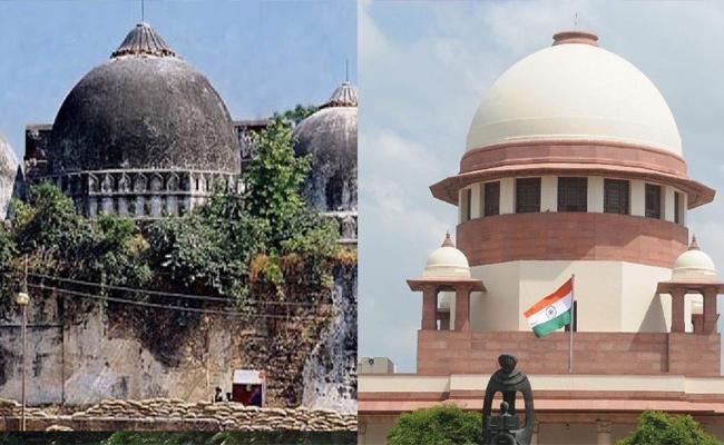 Nischalananda Saraswati Made Sensational Comments on the Ayodhya Verdict - Sakshi