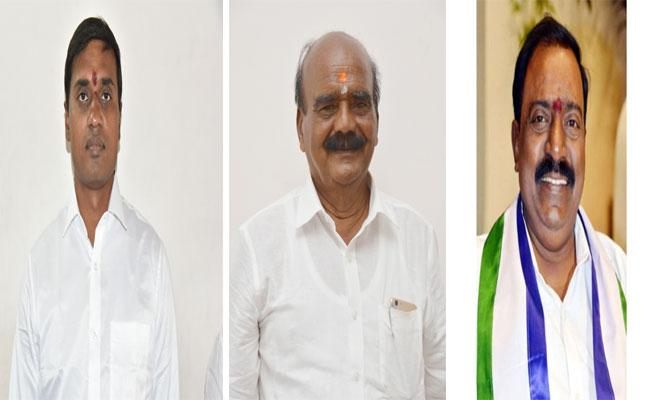 Chittoor District MPs As Members Of Parliamentary Advisory Council - Sakshi