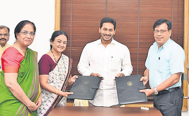 Andhra Pradesh Joins Hands With IIMA To Curb Corruption - Sakshi