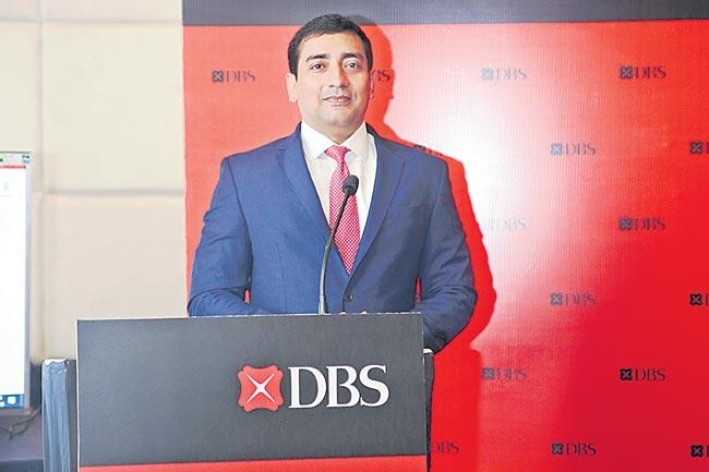 DBS Bank to setup 30 more touchpoints in India - Sakshi