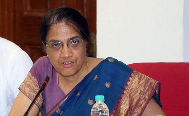 UNICEF Should Support More Says Neelam Sahni  - Sakshi