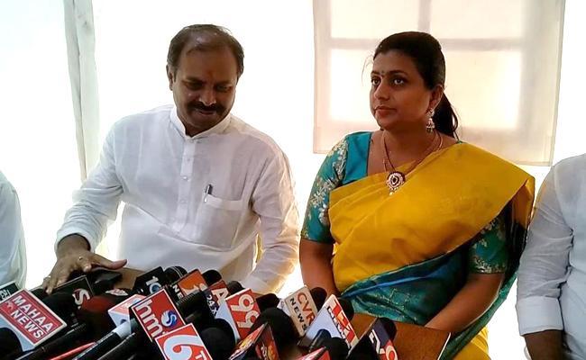 Chief Whip Srikanth Reddy Criticises Chandrababu In kadapa - Sakshi