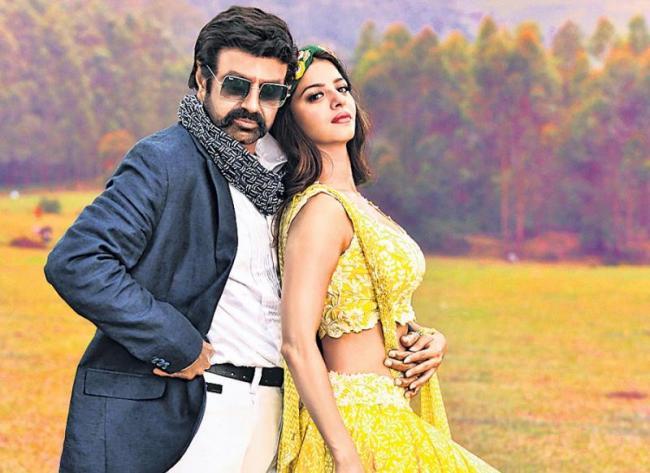 balakrishna new movie ruler teaser launch - Sakshi