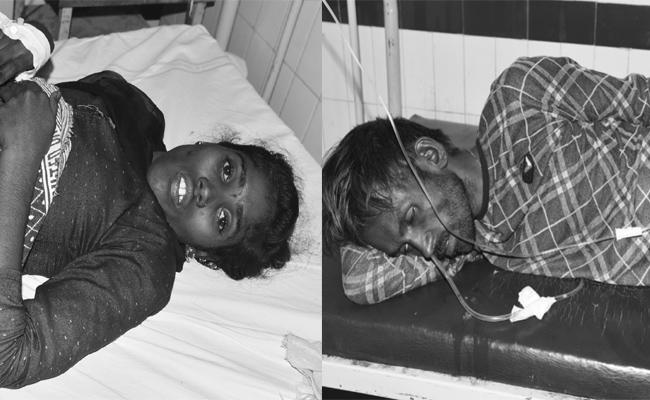 Love Couples Commits Suicide In Adilabad - Sakshi