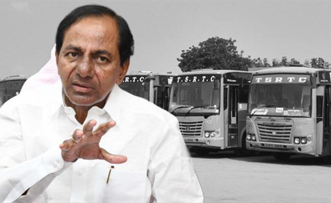 TSRTC Strike: Employees Waiting For CM KCR Decision - Sakshi