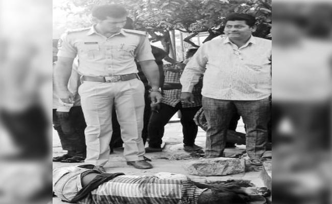 Man Kills His Son In Nizamabad - Sakshi