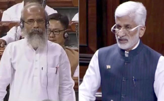 Pratap Chandra Sarangi Comments About Giving Assistance under Blue Revolution Scheme In Rajya Sabha - Sakshi