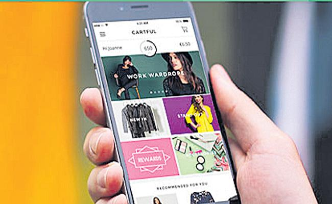 88 percent of mobile phone users make online purchases - Sakshi