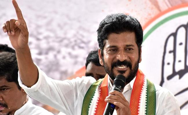 Revanth Reddy Criticized the Central and State Governments Over the TSRTC Strike - Sakshi
