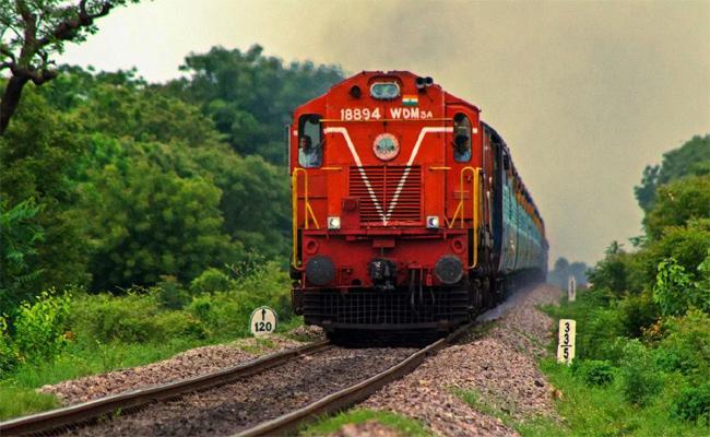 No privatisation of indian railways - Sakshi