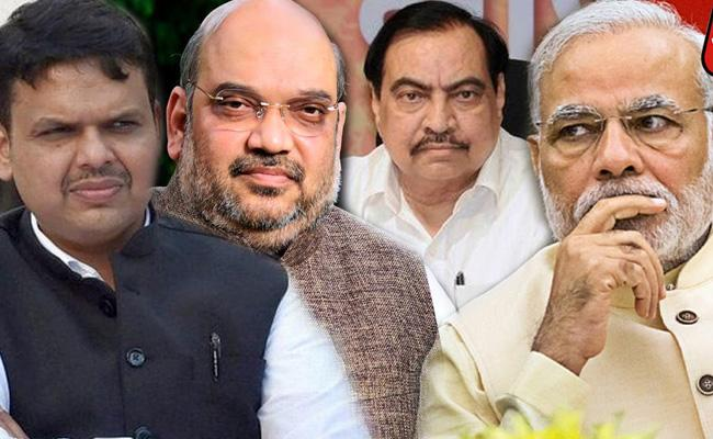 Amit Shah Master Plan On NCP To Support Fadnavis - Sakshi