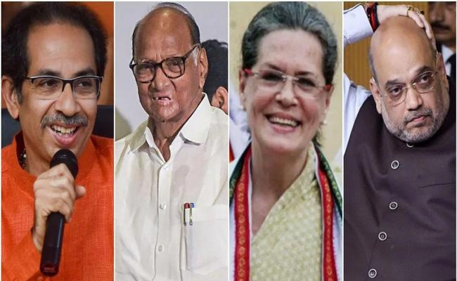 Sakshi Editorial On Maharashtra Political Parties Alliance