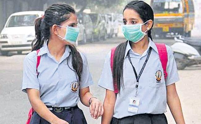 Air Pollution Increased In Hyderabad City - Sakshi