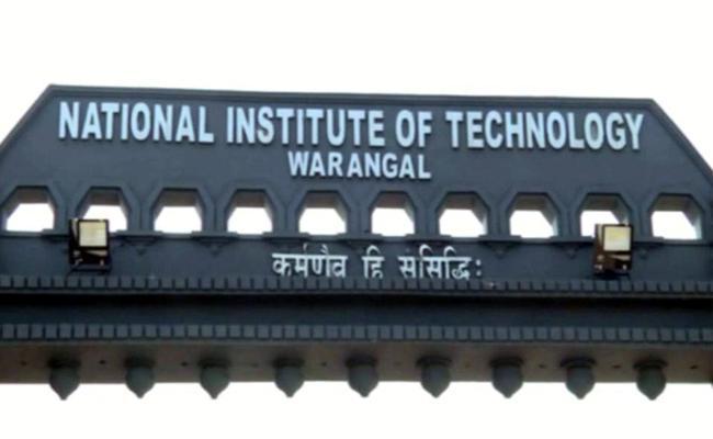 NIT Warangal 11 Students Suspended For Smoking Ganja - Sakshi