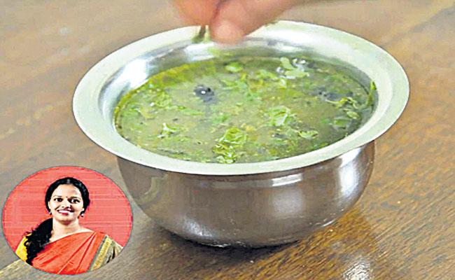 Special Dishes For Peppermint - Sakshi