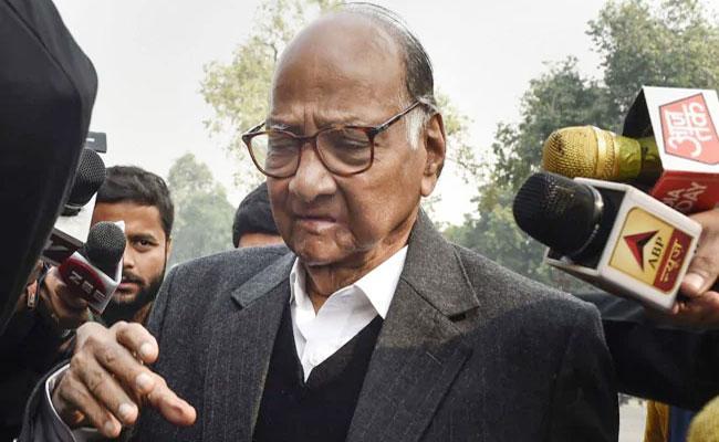 Sharad Pawar Says NCP Not Supporting BJP Not Endorse Ajit Pawar Decision - Sakshi