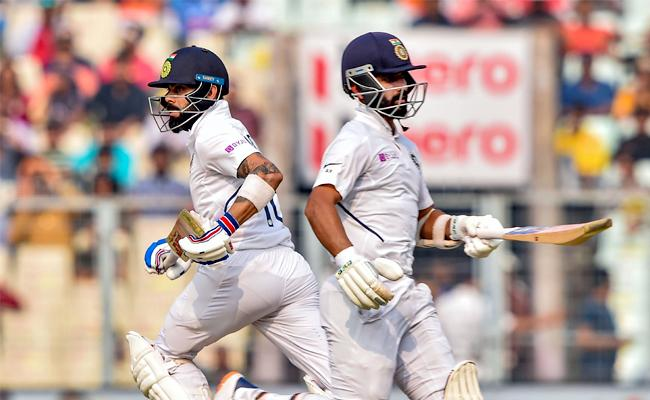Ind vs Ban: Team India Looks Stay On Innings Victory - Sakshi
