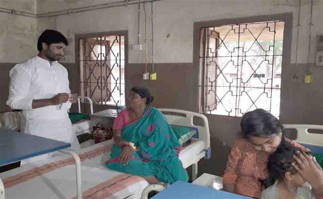 Bharat Ram Said ESI Hospital Would Be Transformed Into Multi Specialty Hospital - Sakshi