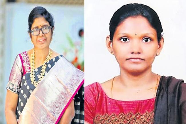 Two Women Died In An Accident At Ibrahimpatnam - Sakshi