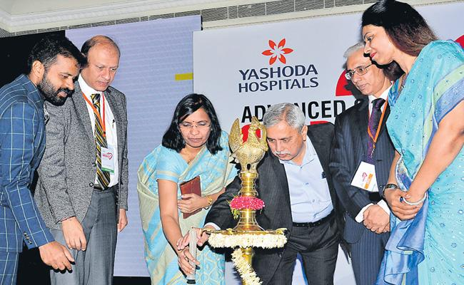 Advanced Cardiology Care Conference About Heart Problems - Sakshi