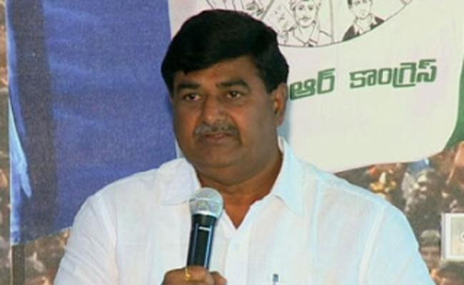 Minister Dharmana Krishna Das Comments On TDP - Sakshi