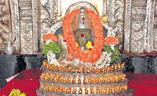 Margasira Mahotsavam At Kanaka Mahalaxmi Temple - Sakshi