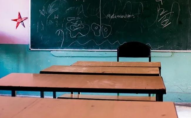 Govt school Teacher Forces Students To Get Intimate As He Watches In Kerala - Sakshi