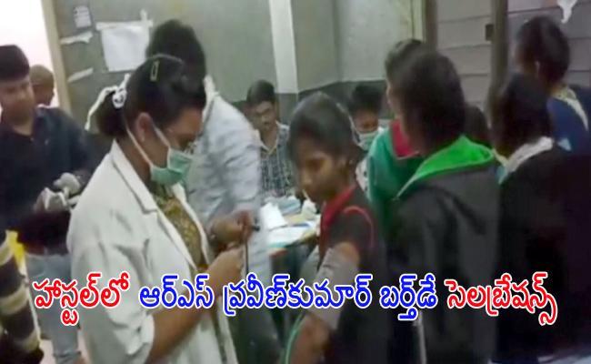 Food Poisoning : Hostel Students Hospitalised in Nizamabad - Sakshi