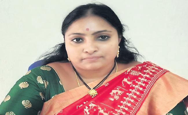 Moinabad MPO Officer Suspended In Rangareddy - Sakshi