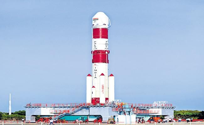 PSLV C47 Countdown from 26th - Sakshi