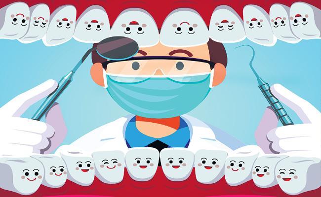 Hyderabad City In Third Place For Dental Cancer - Sakshi