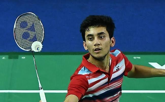 Lakshya Sen Wins Scottish Open Title - Sakshi