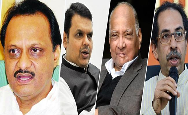 BJP Wants to win Maharashtra trust vote with Big Majority - Sakshi
