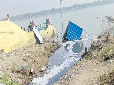 Government Review On River Management In Telangana - Sakshi