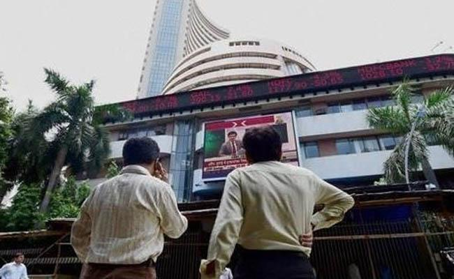 Sensex surges over 500 points to end at record high. Now, eyes 41,000 - Sakshi