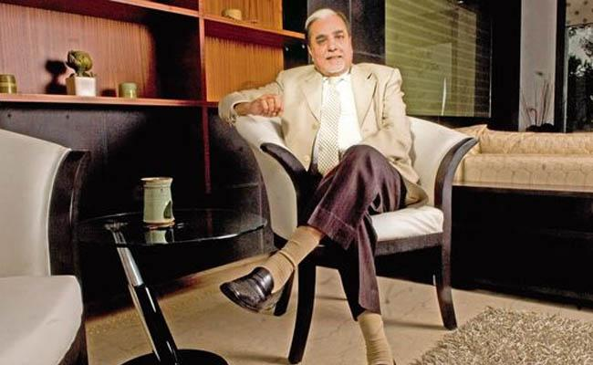 Zee Entertainment board accepts Subhash Chandra resignation as chairman - Sakshi