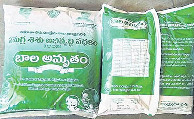 Supply of raw materials to Telangana Foods Quality standards are at stake - Sakshi