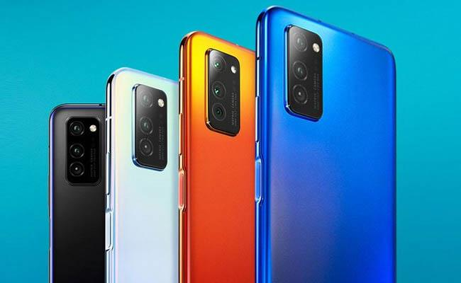 Honor unveils View 30-series smartphones with 5G network support - Sakshi